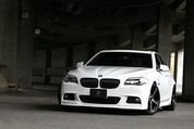 BMW F10 M-Sport 5-Series �� 3D Design
